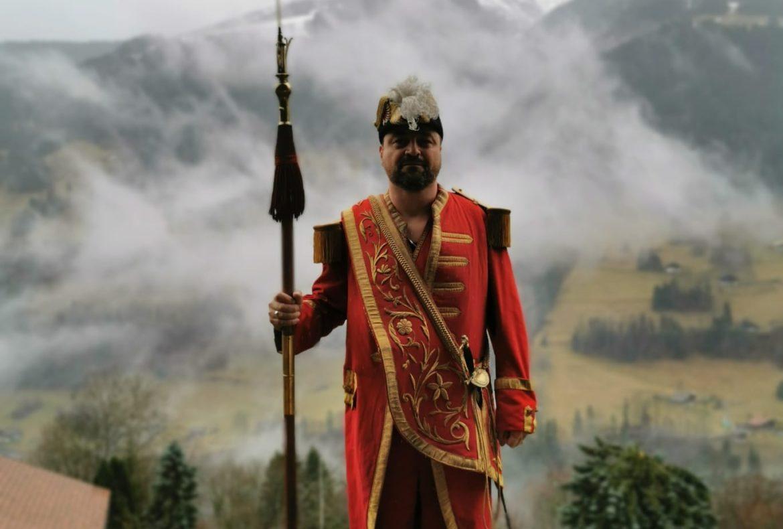 Le vieux Suisse sera également de retour pour la fête Dieu de la vallée d'Illiez