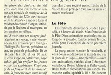 Val d'Illiez 1998