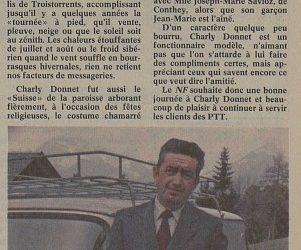 Charly de la Poste 1984
