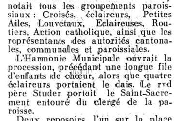 Troistorrents 1957