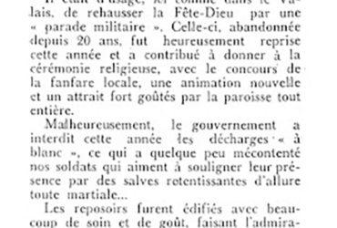 Val d'Illiez 1953