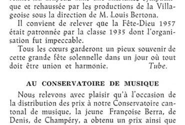 Champéry 1957